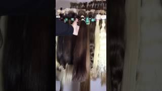 Детские волосы срез с 6 летней девочки 55см