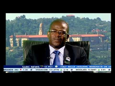 Robert Maake talks the petrol price increase