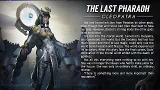 The Last Pharaoh · Cleopatra - THE CLASSIC 5v5 MOBA ON MOBILE【Legend of Ace】