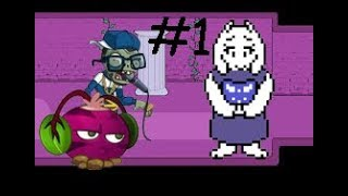 If Undertale had PvZ themes and remixes (ruins)