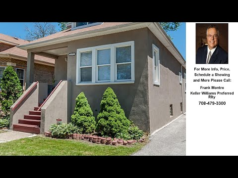 10437 South Morgan Street, CHICAGO, IL Presented by Frank Montro.