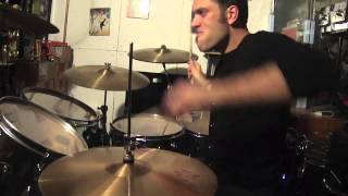 One Day As A Lion - Last Letter drum groove Mario Telaro