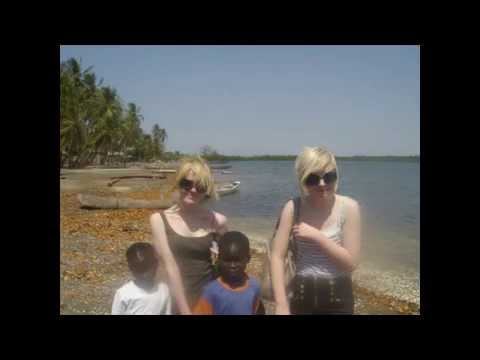 jinack island the gambia/foreigner  .avi