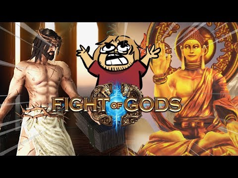 THE SON OF GOD STRIKES BACK - Fight Of Gods: Jesus Arcade Run