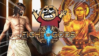 THE SON OF GOD STRIKES BACK - Fight Of Gods: Jesus Arcade Run