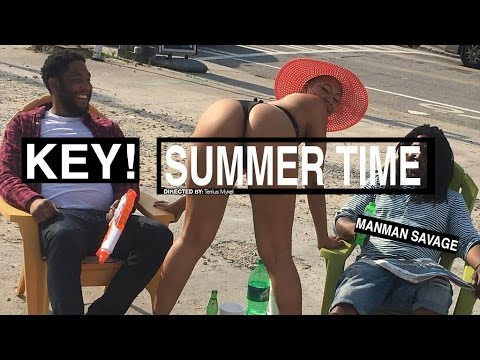 Key! feat. ManMan Savage - SummerTime[TRAILER]