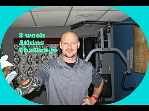Atkins Diet (challenge Video 1)