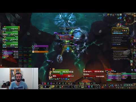 World Of Warcraft - Temple de Sephraliss +12 Pov Tank DH - Saison 2 BFA