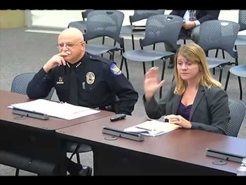 Phoenix City Council Public Safety and Veterans Subcommittee, June 11, 2014, Part 1 of 2
