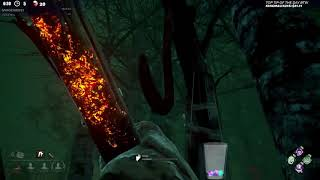 Dead by Daylight RANK 1 BILLY! - BACK AND FORTH WITH DESTRUCTION!