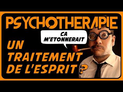 Psychothérapie 1/3 : thérapie de l'esprit ? - PSYCHORAMA #01