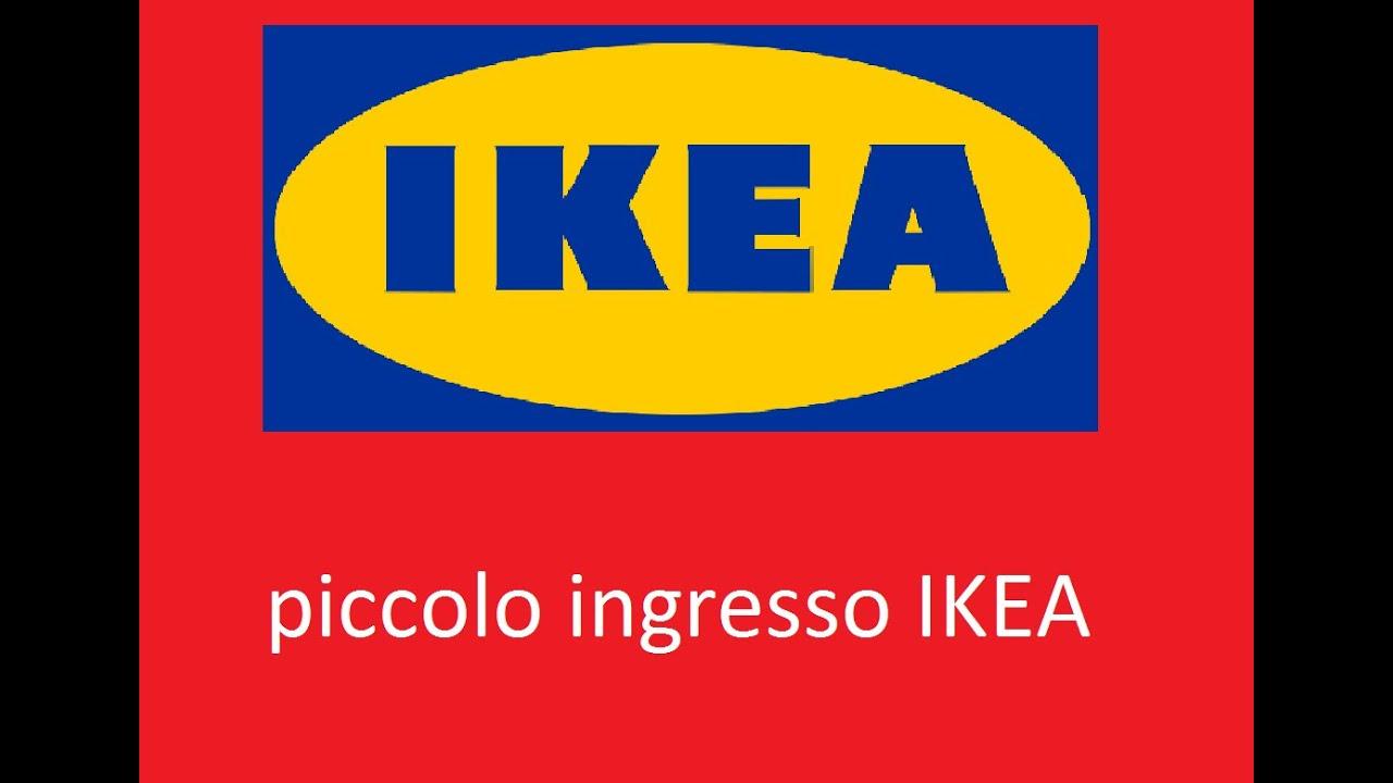 Come arredare un ingresso IKEA  YouTube