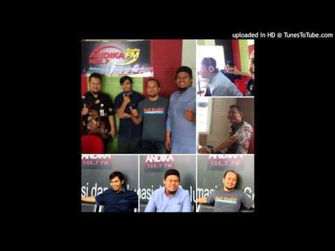 Talkshow Radio Andika FM bersama KOMIK, IM Kediri, Asli Kediri & Telkom Kediri