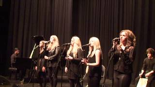 Autumn Concert at Blackpool Sixth Form.mov
