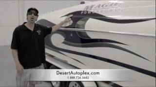 2007 Magic 28 425hp Performance Deck Boat! - Desert Autoplex