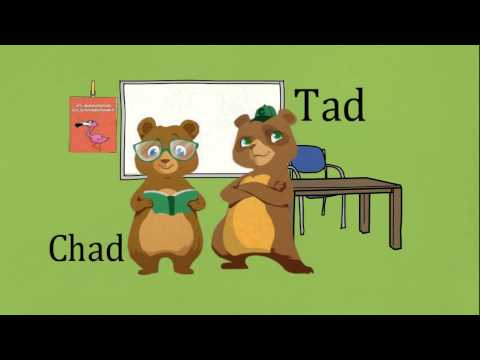 Tad & Chad: Life Lessons, Vol. 1/ Series 1, Promo Video!