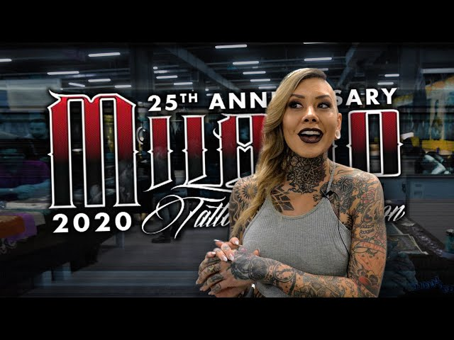 Milano Tattoo Convention 2020 | 25th Anniversary Edition | Killer Ink Tattoo