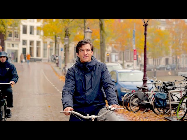 Testimonial Start-up Amsterdam
