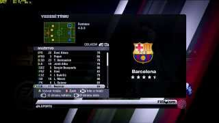 FIFA 11 2014-2015 roster update (online compatible)