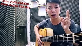 [Văn Bảo] Cách tạo câu intro guitar hay