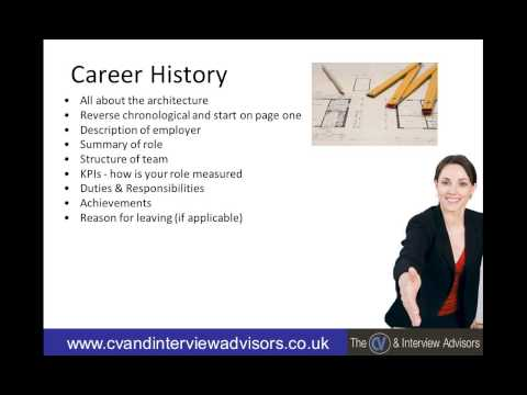 2013 11 13 19 15 How to write a High Impact, Interview Winning CV   GAAPweb