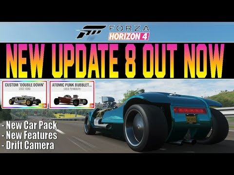 Forza Horizon 4 - NEW UPDATE OUT NOW! - New 1800HP Car, Using New Features & More! thumbnail