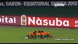 Zambia - 2 vs 2 - Libya ● Africa Cup Of Nations 2012