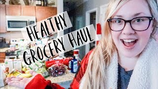 HEALTHY GROCERY HAUL | FOODIE FRIDAY