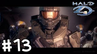 Halo 4 - Gameplay Walkthrough (Part 13) - Mission 5: Reclaimer (Rally Point - Alpha)