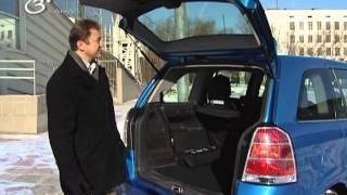 Тест драйв Opel Zafira opc(Тест драйв авто на http://auto-car.ucoz.ru., 2011-07-03T21:11:50.000Z)