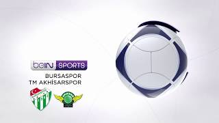 Bursaspor 3 - 0 TM Akhisarspor #Özet