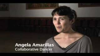 Richard Powers and Angela Amarillas on social dance