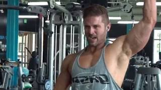 Chest and triceps training and tips at bodybuilding.com!