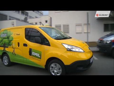 EMIL und die Post HD Salzburg AG TV