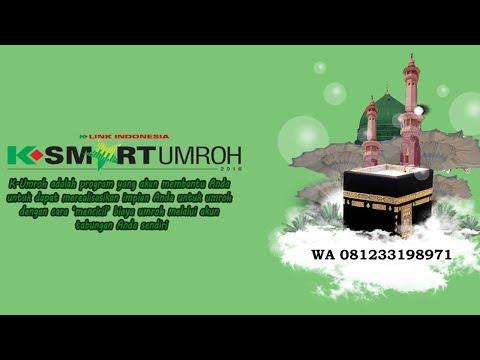 Bacaan Talbiyah K-Smart Umrah K-link Indonesia