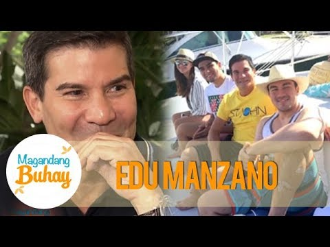 Magandang Buhay: Edu's relationship with his children