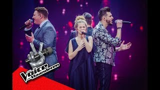 De finalisten zingen Free Fallin' | Finale | The Voice van Vlaanderen | VTM