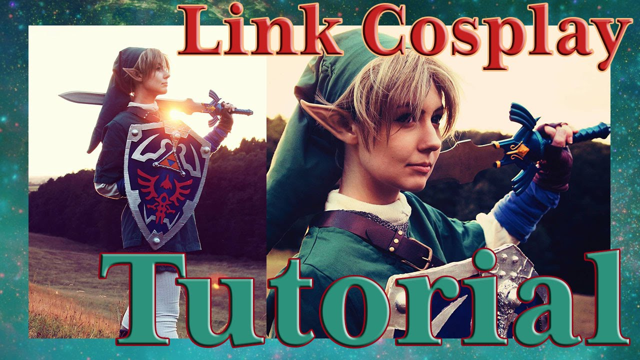Link cosplay tutorial i semmys art youtube link cosplay tutorial i semmys art baditri Images
