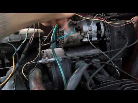 Как на 100% правильно подключить генератор на Днер МТ 10 чтобы не садился аккумулятор