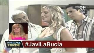 """Javiera Acevedo cuenta su participación en la serie """"Tres son multitud"""""""