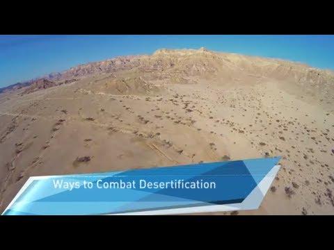 Lifesaving Israeli techniques to Combat Desertification