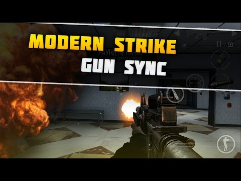 Скачать игру Modern Strike Online для Android