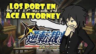 Opinión respecto a los port de Ace Attorney | Tokyo Game Show 2018