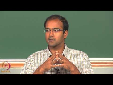 Micro and Nano scale energy transport-Week01lec02