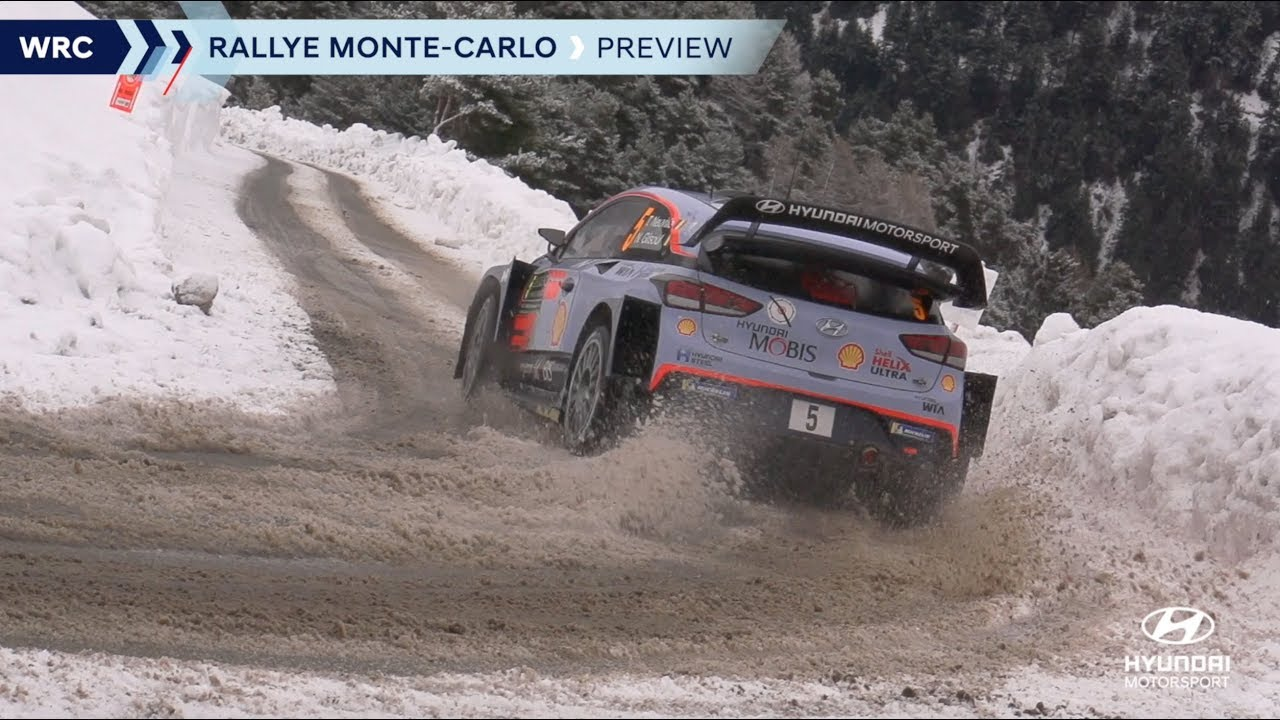 rallye monte carlo preview hyundai motorsport 2019 youtube. Black Bedroom Furniture Sets. Home Design Ideas