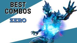 Best Combos| Zero | Fortnite Skin Review