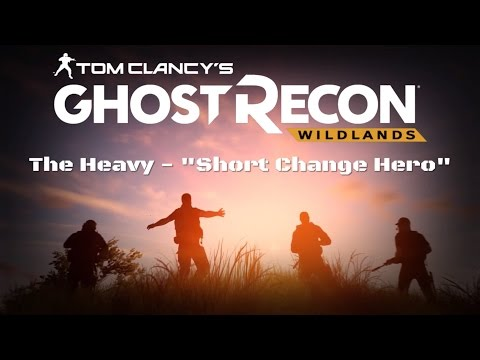 Ghost Recon: Wildlands | Series Intro - Strikeback Theme (The Heavy -