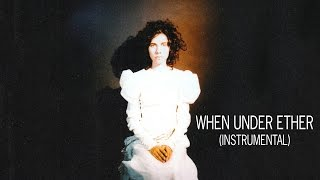When Under Ether (instrumental + sheet music) - PJ Harvey
