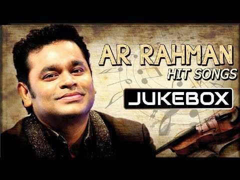 A R Rahman Sensational Hits || 100 Years of Indian Cinema ||