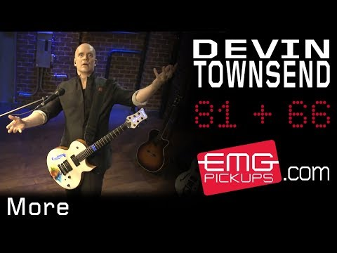Devin Townsend gives EMGtv